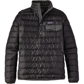 Patagonia W's Down Snap-T Pullover Black